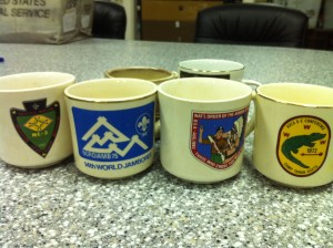Boy Scout Coffee Mugs