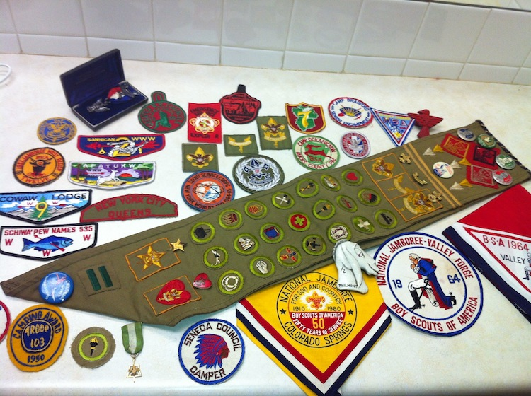 Boy Scout Wanted Submit Your Boy Scout Collection And